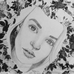 Porträt Graphit | портрет графит